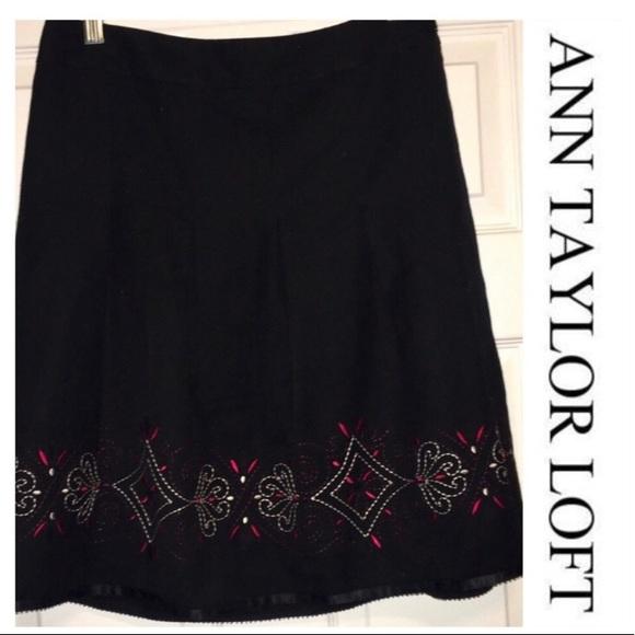 LOFT Dresses & Skirts - Ann Taylor Loft • Petite Skirt